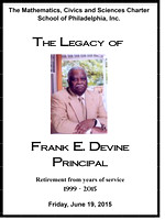 1 The Legacy of Frank E
